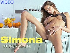 free video clips of hot naked girl : Simona : FEMJOY.COM